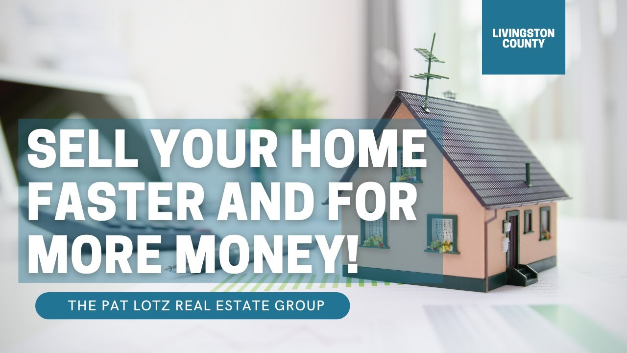Prepare Your Home for Sale - How to Sell Faster and for Top Dollar!