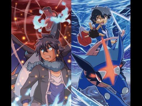 Pokemon XY And Z (Ash Vs Alain) [AMV]