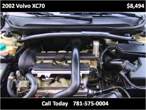2002 volvo xc70 used cars canton ma youtube for Done deal motors canton ma