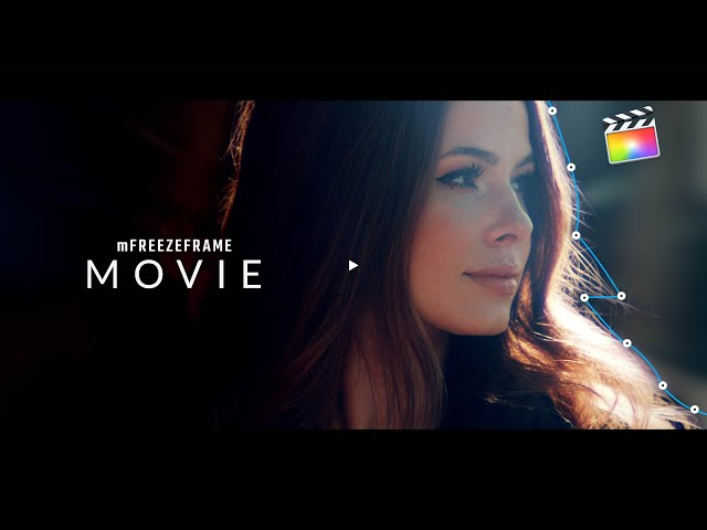 mFreezeFrame Movie - Cinematic Freeze Frame Effects for FCPX - MotionVFX