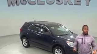 A98610PT Used 2014 Chevrolet Equinox SUV Blue Test Drive, Review, For Sale -