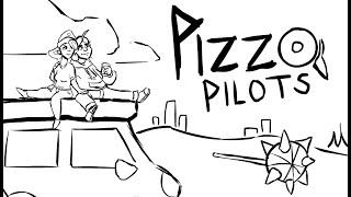 PIZZA PILOTS ( Intro Animatic )