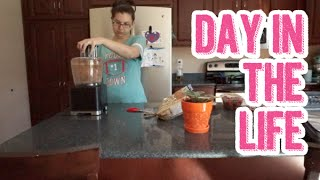 Baking, Out W/ Friends, & Maternity Shopping | Day In The Life Of A Stay At Home Pregnant Wife Ditl