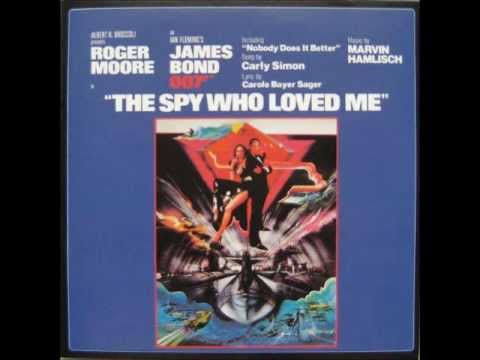 Marvin Hamlisch - The Spy Who Loved Me - Bond 77