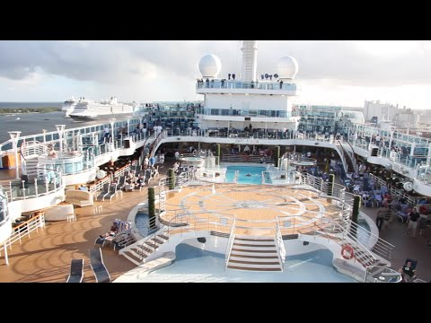 REGAL PRINCESS CRUISE TOUR VLOG! BOARDING SHIP TOUR! DEC 2015 - DAY 1