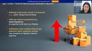 INVL pristato: Kaip pasiruošti kylančioms kainoms?