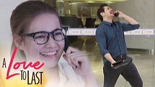 """A Love to Last: Anton and Andeng sing """"Ligaya""""   Episode 19"""