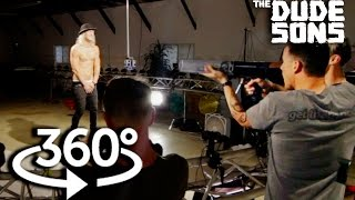 360 VIDEO: Cactus Cannon Challenge with Steve-O - The Dudesons