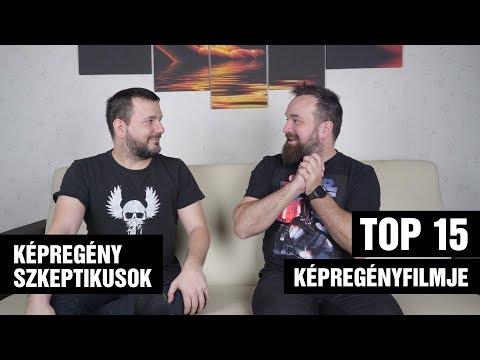 Képregény-szkeptikusok TOP15 képregényfilmje 🎬