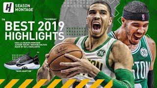 <b>Jayson Tatum</b> BEST Highlights & Moments from 2018-19 NBA ...
