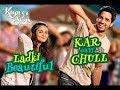 ''Larki Beautiful'' Song  Neha Kakkar, Badshah  Like app Funny Song