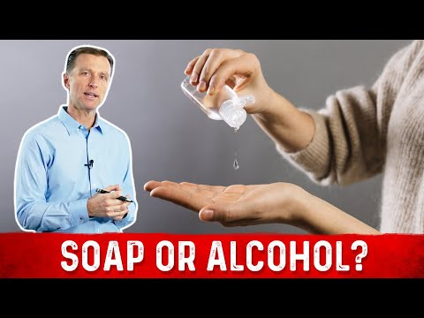 Soap or Alcohol: Which is the Better Antiviral?
