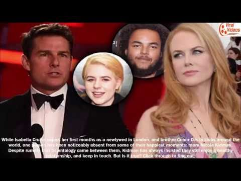 Destroyed By Scientology? Nicole Kidman's Relationship With Bella & Connor Revealed