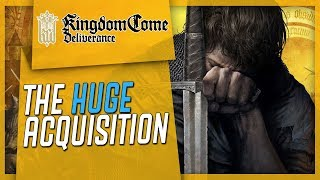 Kingdom Come: Deliverance's Warhorse Studios BOUGHT By THQ Nordic - Who's Next?