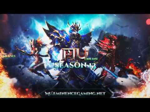 Jugar Mu Online S13 - Descargar y Instalar
