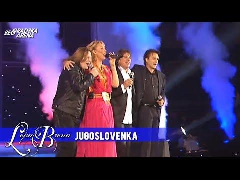 Lepa Brena - Jugoslovenka - (LIVE) - (Beogradska Arena 20.10.2011.)