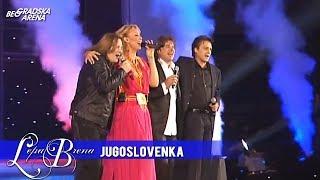 Lepa Brena - Jugoslovenka - (LIVE) - (Be...
