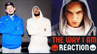 Eminem - The way I am REACTION