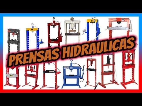 PRENSA HIDRAULICA / COMPRAR PRENSA HIDRAULICA ⚙🔩🗜⚒