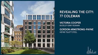 Revealing the City: 77 Coleman