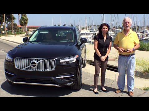 2016 Volvo XC90: His Turn - Her Turn Car Review - Lauren Fix & Paul Brian