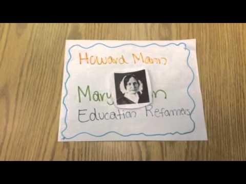 Howard Mann and Mary Lyon