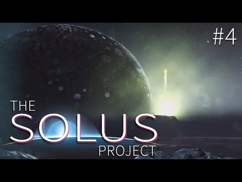 The Solus Project - #4 - Construct a Satellite (Solus Project PC Gamplay)