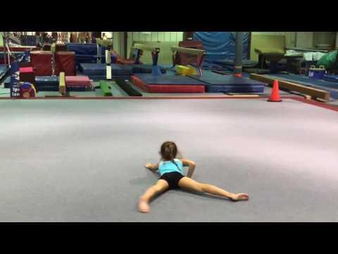 Timea level 3 floor routine