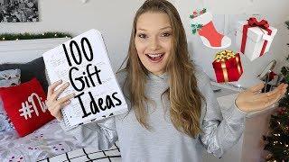 100 Gift Ideas Under $10! Christmas Gift Guide / Wishlist Ideas