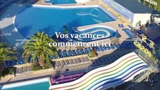 Camping 5 étoiles Les Mimosas - Portiragnes Plage