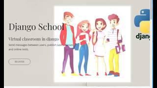 School Django