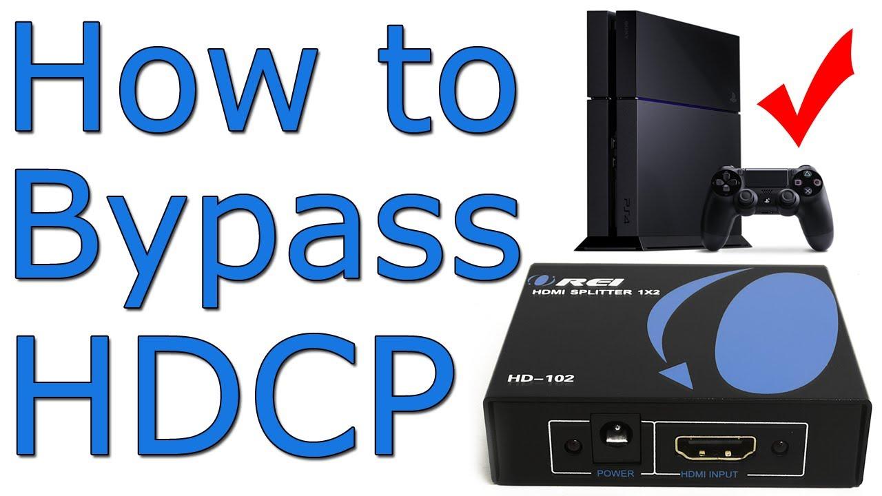 hdcp bypass avermedia