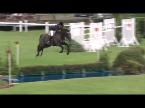 Showjumping Top Tips from Hickstead Dan Neilson & William Whitaker - July 2008