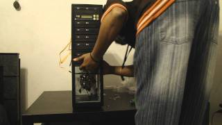 HOW TO BUILD A CD/DVD DUPLICATOR (STEP BY STEP)