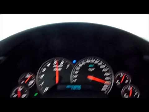 Corvette C6 Z06 Top Speed in 26 SEC