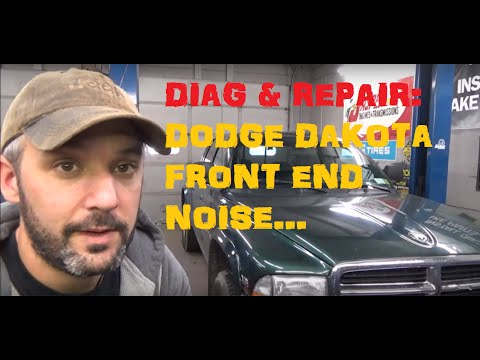 Dodge Dakota Front Axle Noise