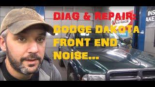 Dodge Dakota Front Axle Noise