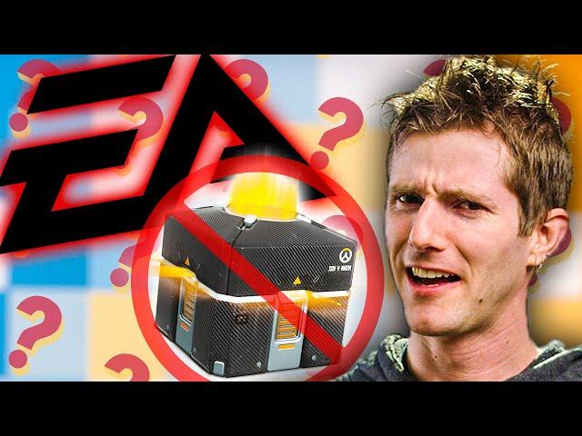 EA PROMISES no loot boxes...?