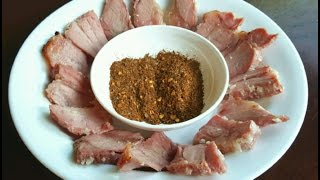 Pickled Meat