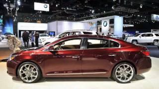 2011 Buick LaCrosse GL Concept (2011 Los Angeles Auto Show)