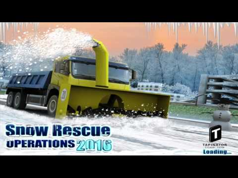 Snow Rescue Operations 2016 (Android Gameplay)