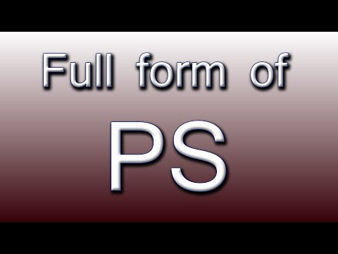 full-form-of-ps