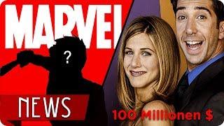 100 Millionen $ für ein Jahr FRIENDS | Neuer Marvel Held wird… - FILM NEWS