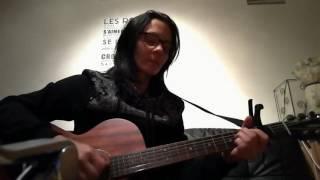 """Guitare cover """" ça va, ça va """" Claudio Capeo"""