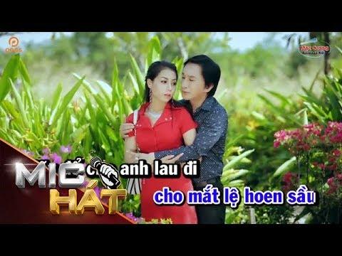 Tân Cổ Trách Anh Đa Tình   Đinh Thiên Hương ft Kim Tử Long   Karaoke