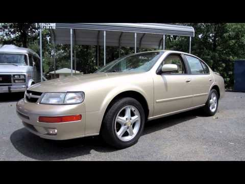 short takes 1997 nissan maxima gle v6 5 spd start up. Black Bedroom Furniture Sets. Home Design Ideas