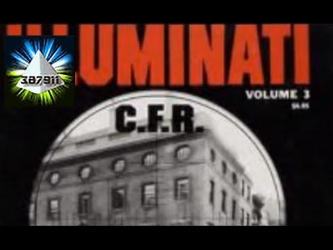 CFR Illuminati 💿 Bilderberg Group Trilateral Commission New World Order 👽 Myron Fagan 1967 Audio 7