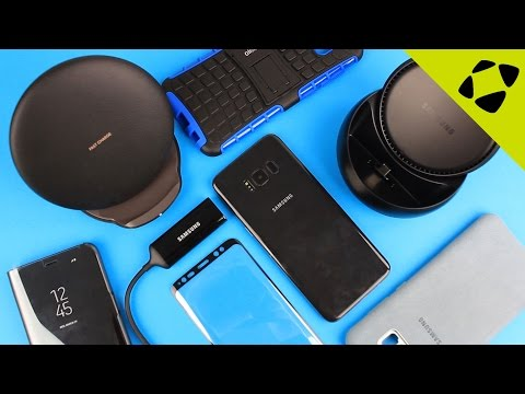 Top 5 Samsung Galaxy S8 / S8 Plus Accessories