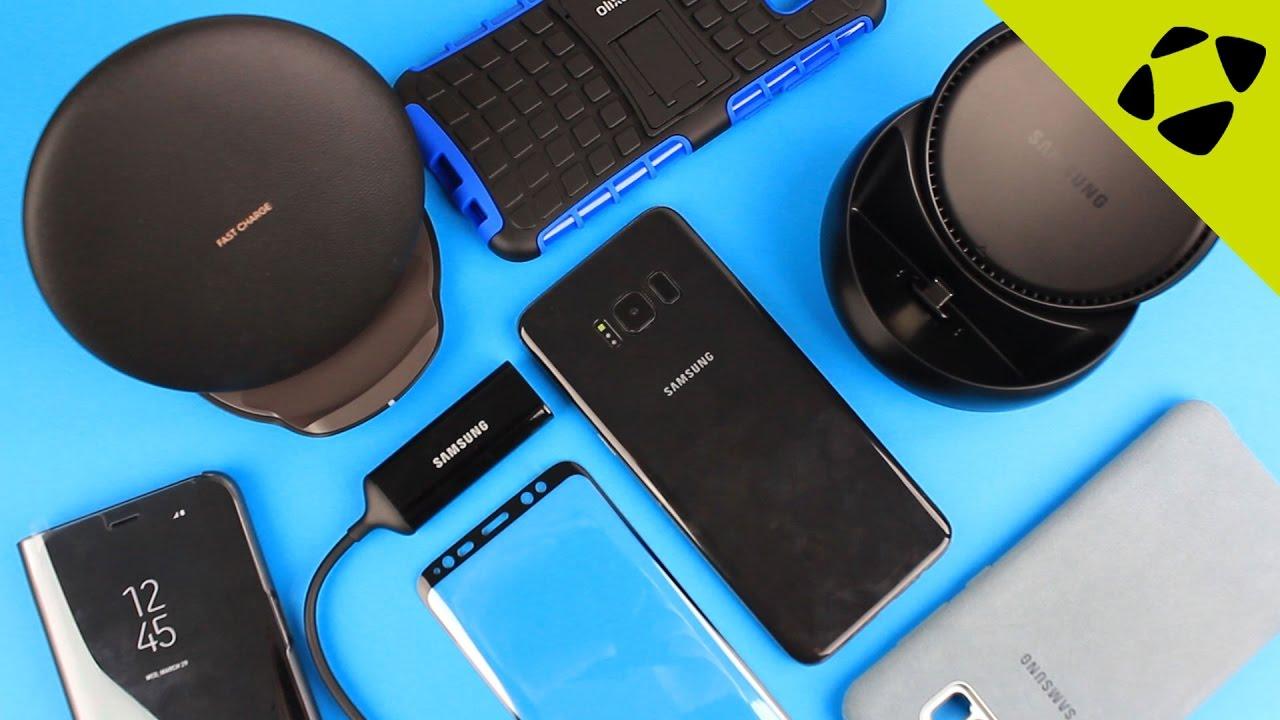 100% authentic 6b8e0 f46eb Top 5 Samsung Galaxy S8 / S8 Plus Accessories
