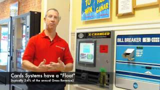 Coin Laundry Business vs. Card Laundry Business